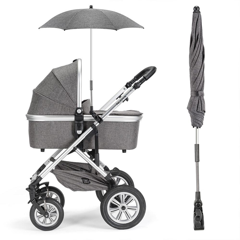 Sonnenschirme für Kinderwagen und Buggys