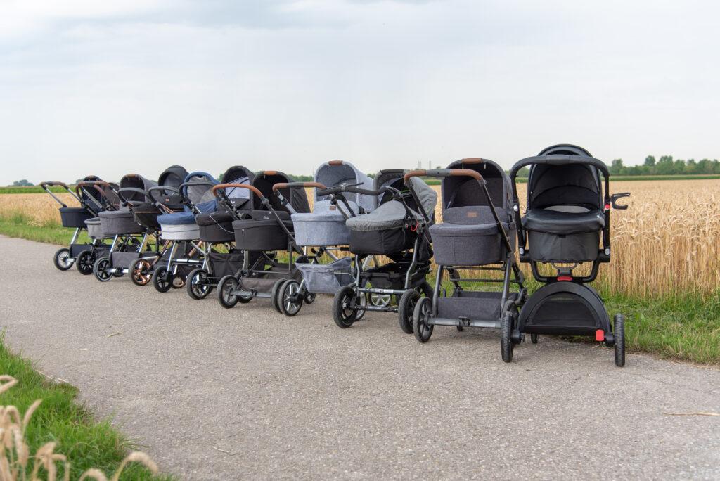 Kinderwagen Test 2019