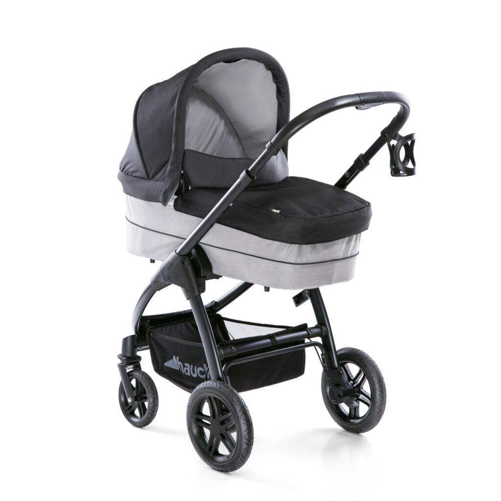 Kombi-Kinderwagen mit Babywanne