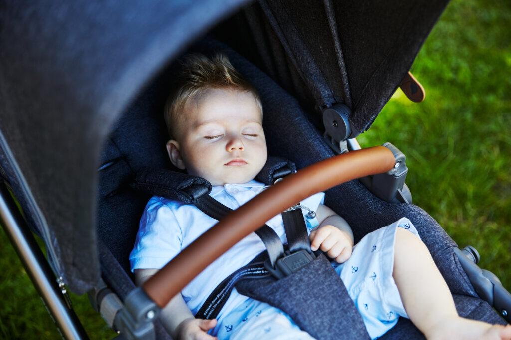 Welcher Kinderwagen? Sitzkomfort fürs Baby