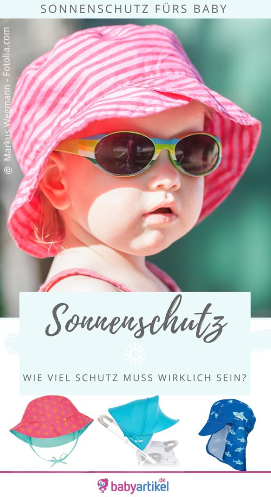Sonnenschutz fürs Baby – was schütz Dein Baby wirklich vor der Sonne #sonnenschutz #baby #tipps