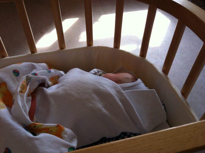 Nach der Geburt