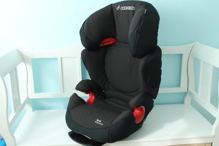 test sicher mit dem maxi cosi rodi unterwegs magazin. Black Bedroom Furniture Sets. Home Design Ideas