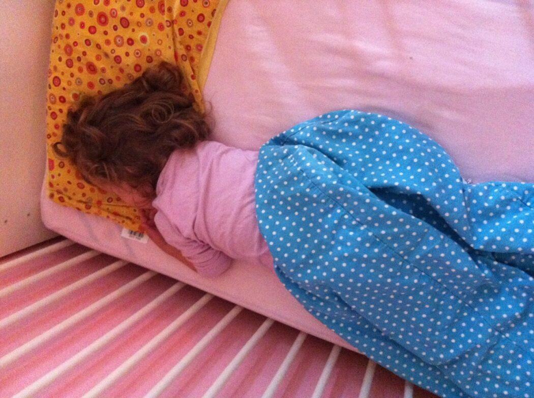 Mathilda und der Schlafsack