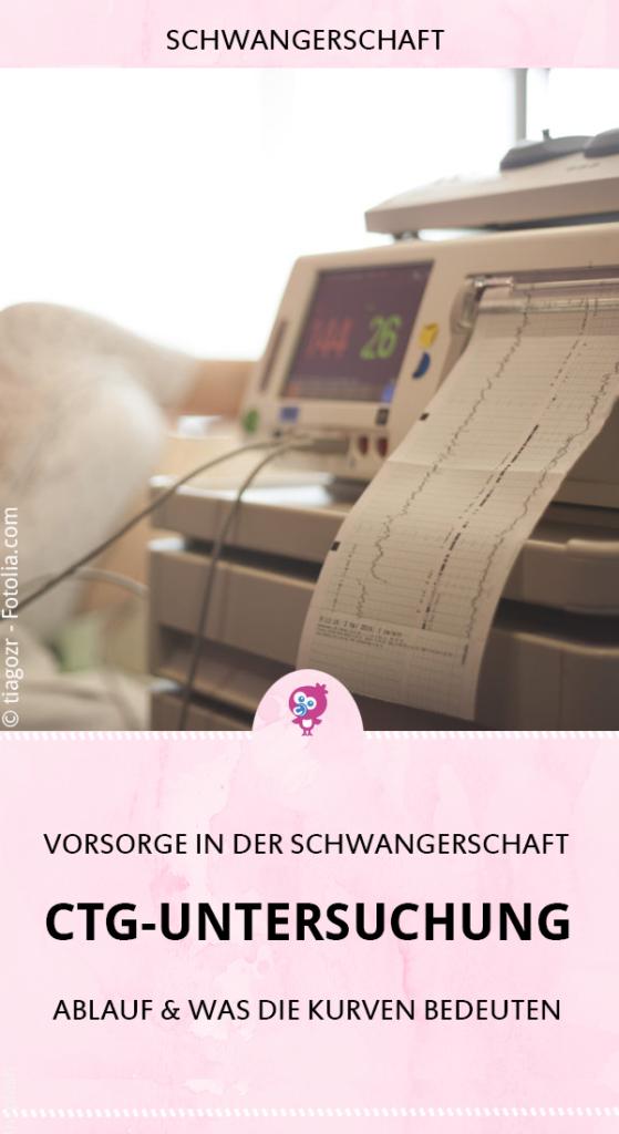 CTG CTG - Was Dir der Wehenschreiber über Dein Baby verrät #ctg #schwanger #schwangerschaft