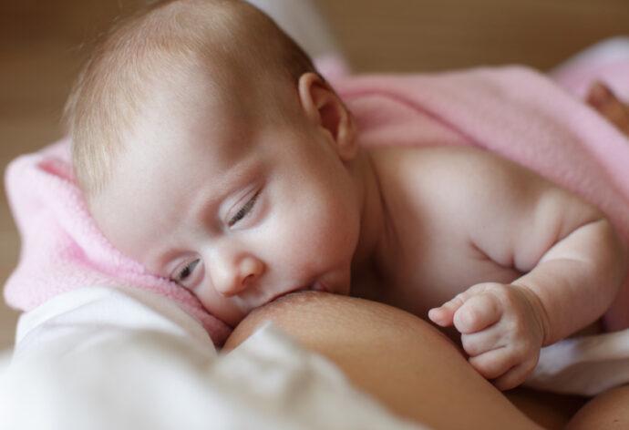 Stillen nach der Geburt
