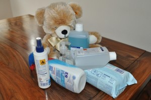 Hygiene im Babyalltag