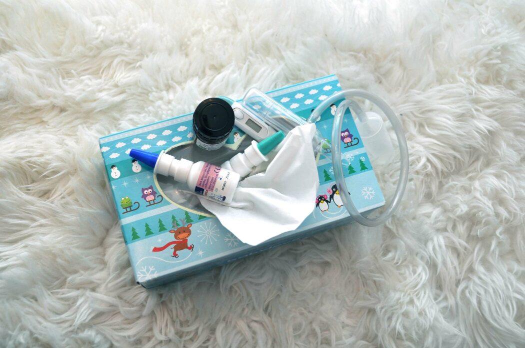 Erste Hilfe Für Kleine Schnupfennasen Wenn Das Baby Erkältet Ist