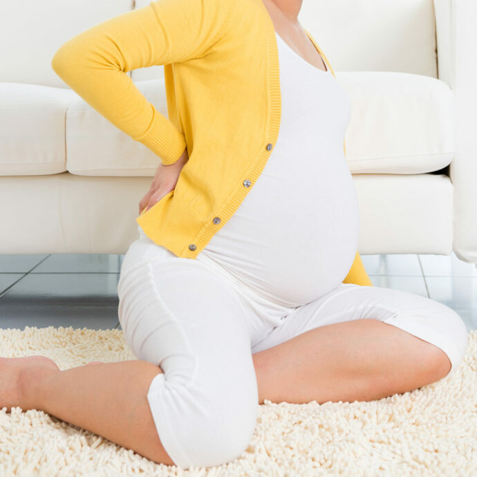 Haltung Schwangerschaft