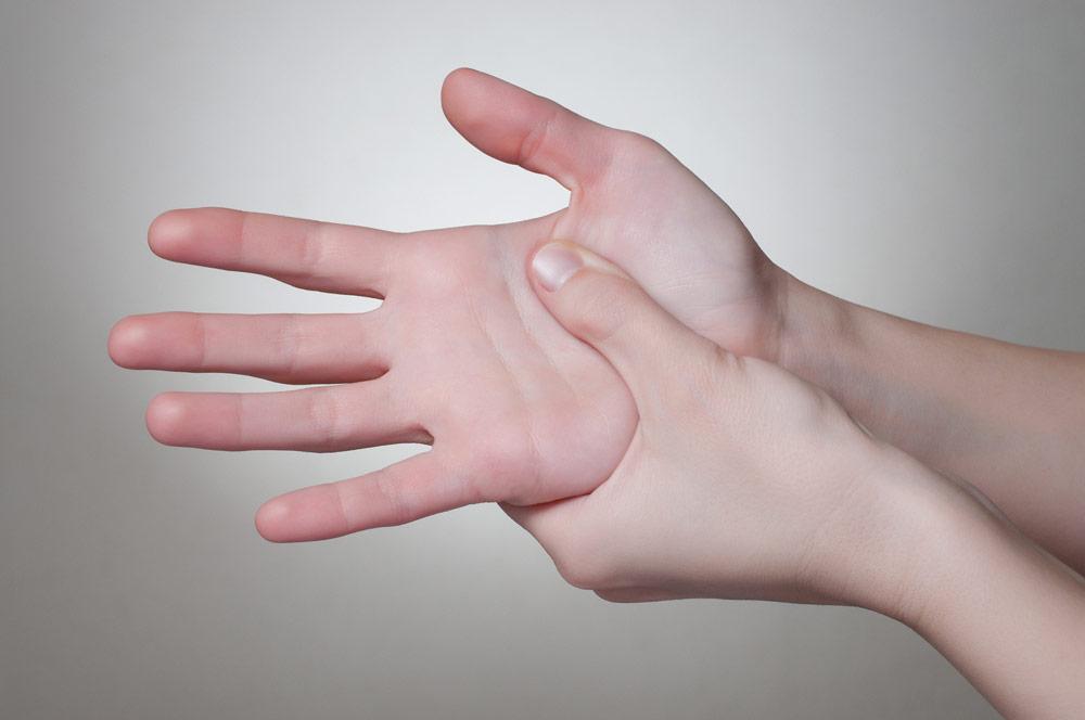 Nerve Damage In Left Ring Finger