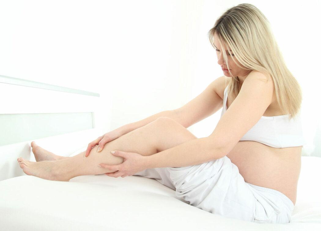 Wadenkraempfe in der Schwangerschaft