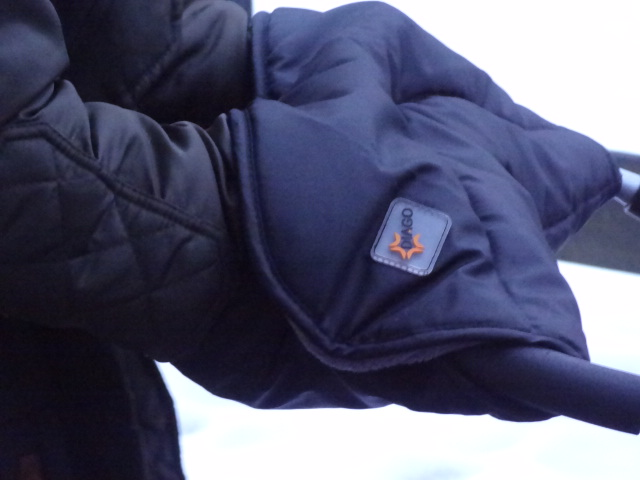 Diago Thermo-Handmuff im Test