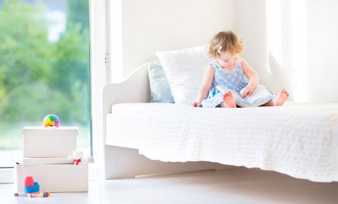Welches Bett braucht mein Kind