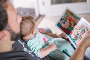 ab-wann-Baby-vorlesen