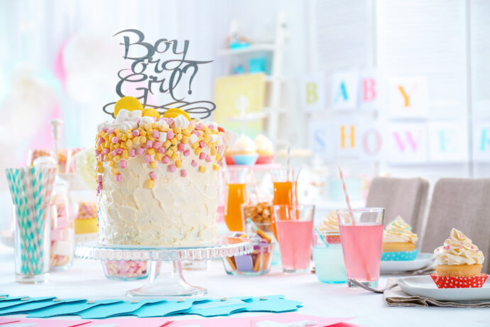 Babyparty Baby Shower Ideen Planung Organisation
