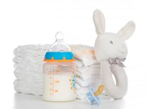 Erstausstattung Baby Checkliste