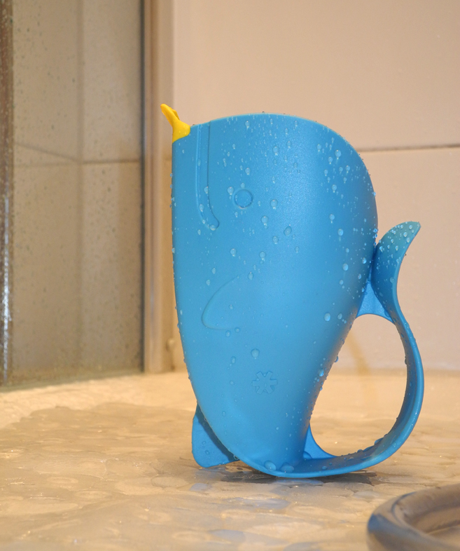 Shampoo-Spülhilfe Moby