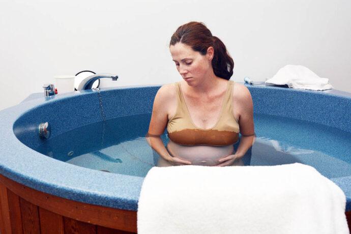 Tipps für Geburt: Badewanne
