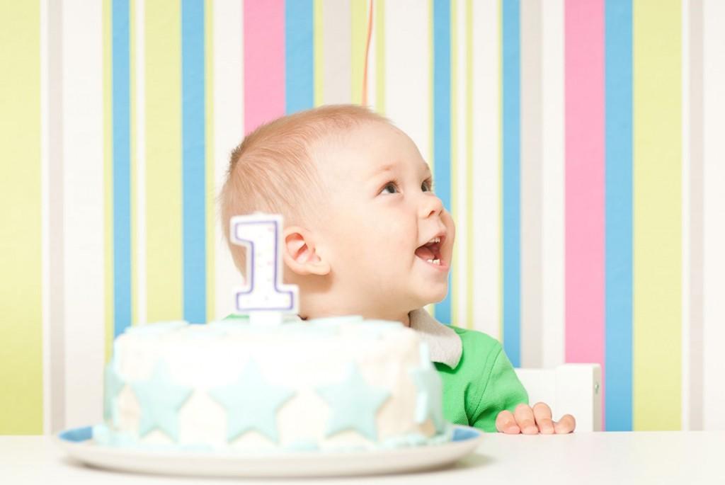 1. Geburtstag planen