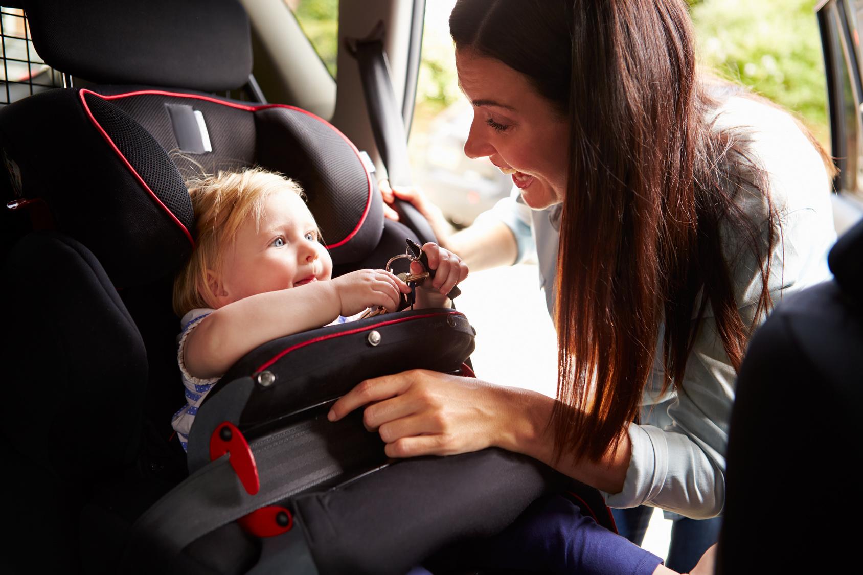 Kindersitz test 2015