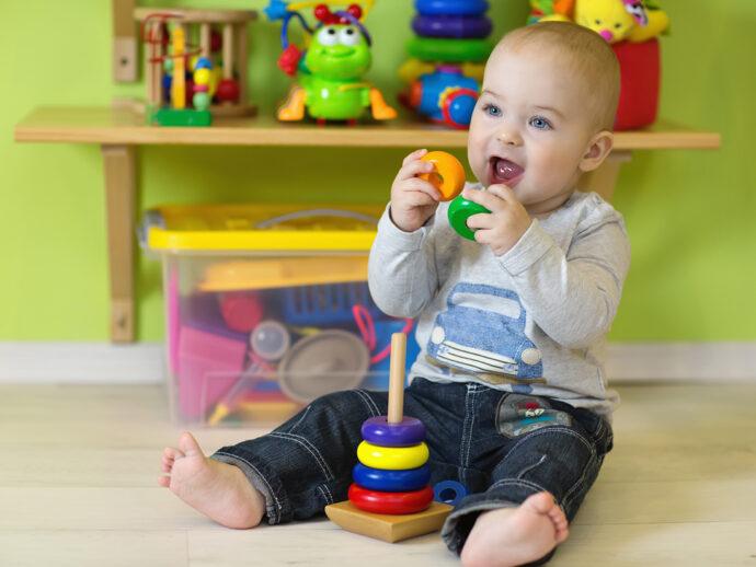 Spielzeug Baby