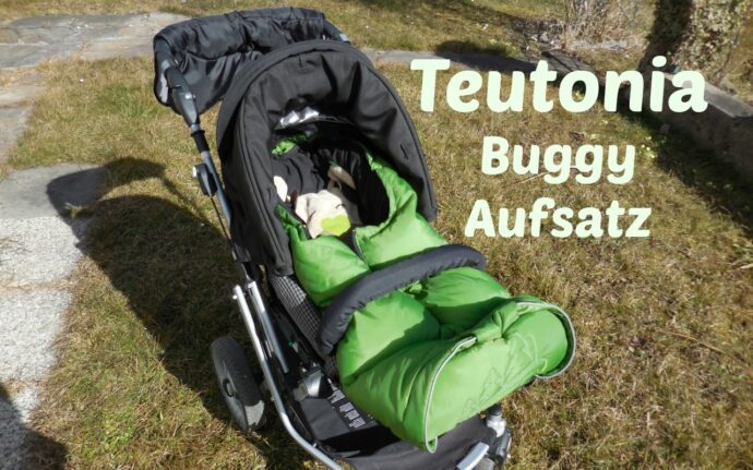 Teutonia Mistral S Buggy