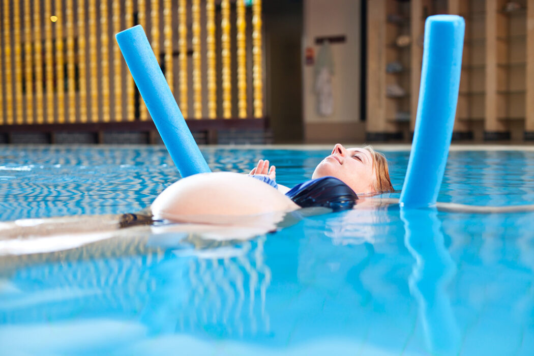 Wassergymnastik Schwangerschaft