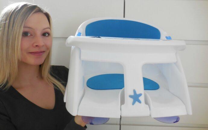 Baby Badesitz Dreambaby im Test