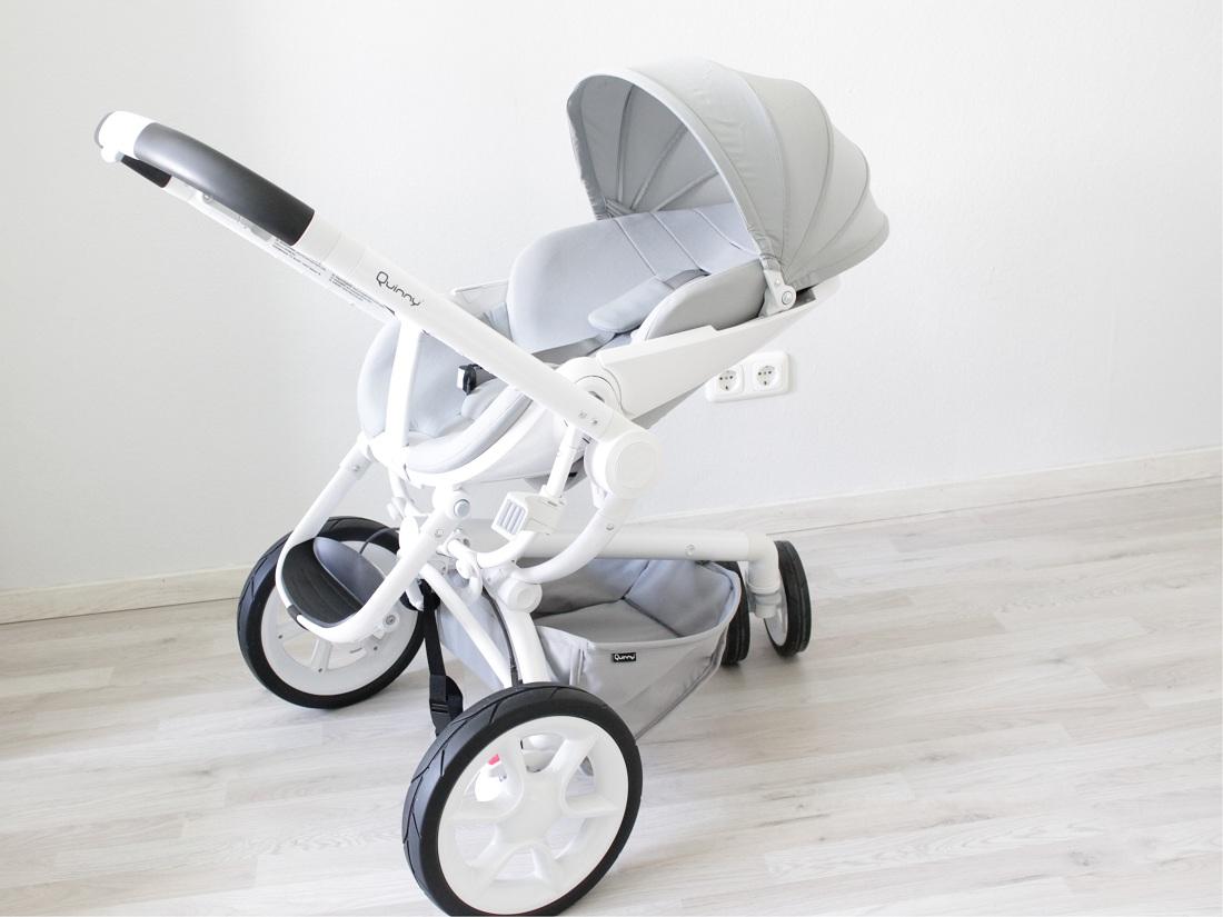Testbericht Quinny Moodd Kinderwagen