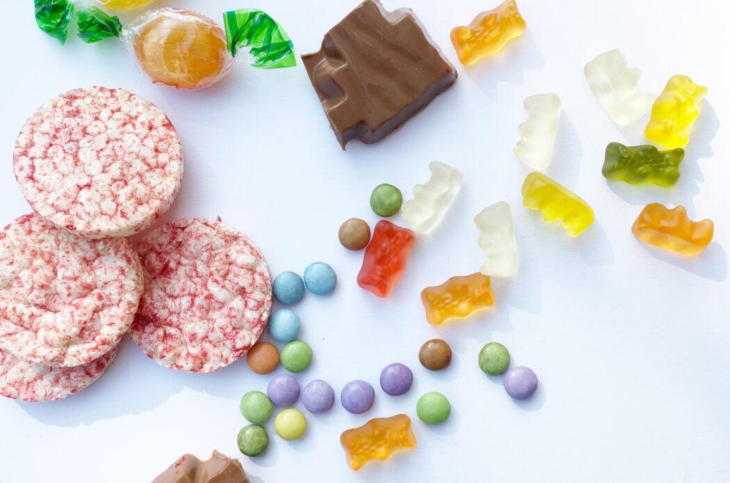 Süßigkeiten Kind naschen