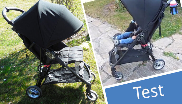 Test Baby Jogger City Mini Zip