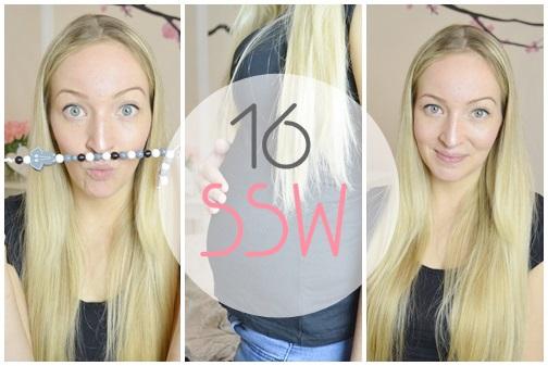 SSW-Update. 16. SSW : Gewicht & erster Tritt