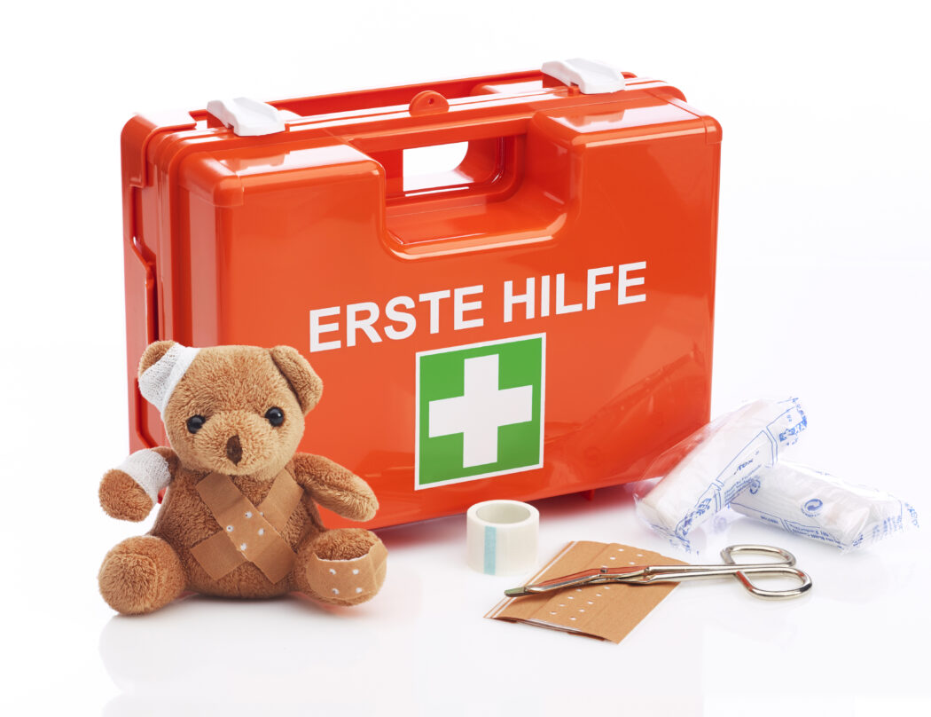 hausapotheke baby, hausapotheke kleinkind, erste hilfe koffer
