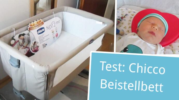 Chicco Beistellbett Next 2 Me