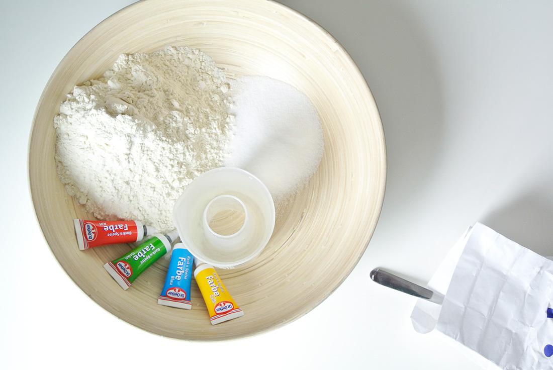 Faszinierend Knete Rezept Referenz Von Selber Machen Zutaten