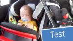 Recaro Monza Autositz test