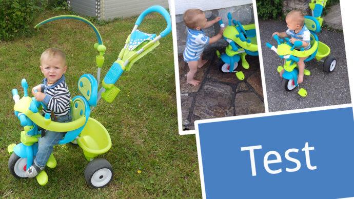 Smoby Toys Dreirad test