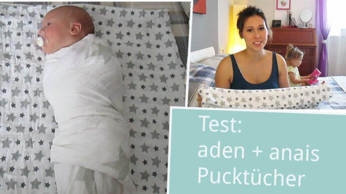 aden + anais pucktücher test