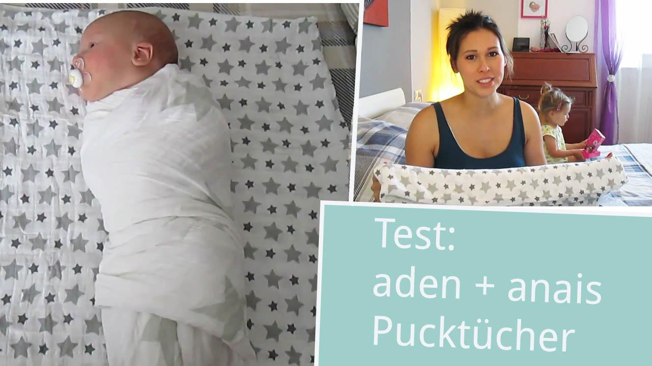 test aden anais swaddles mulltuch zum pucken. Black Bedroom Furniture Sets. Home Design Ideas