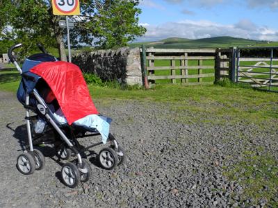 KP Family Sonnensegel - Schutz vor Wind