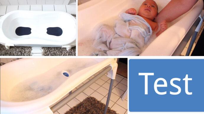 rotho Baby badewanne test