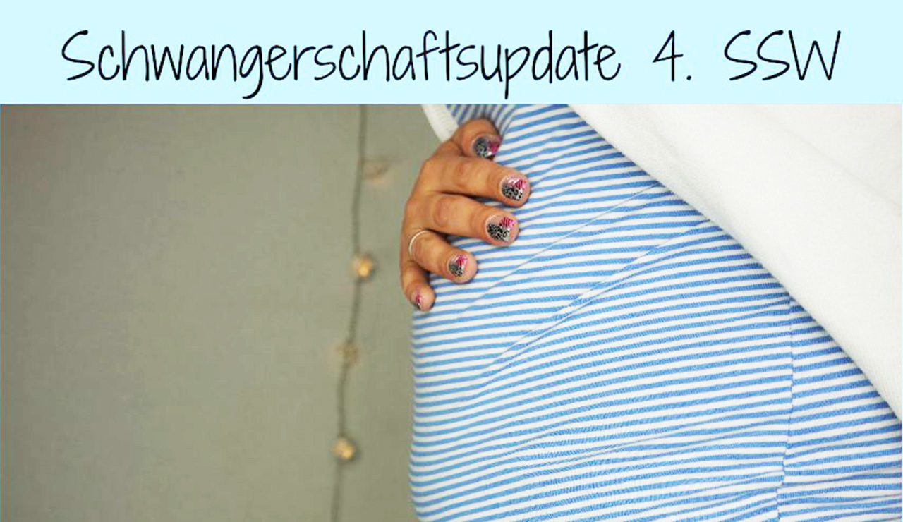 Schwangerschafts-Update: 4. SSW