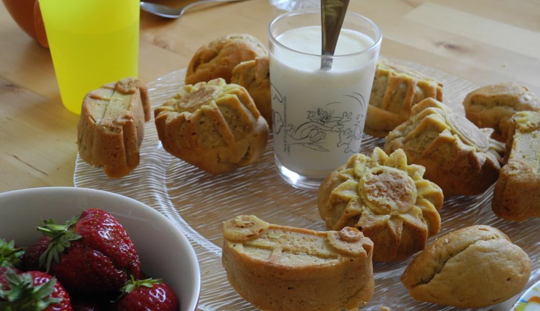 Frischkäsecreme für Bananenmuffins