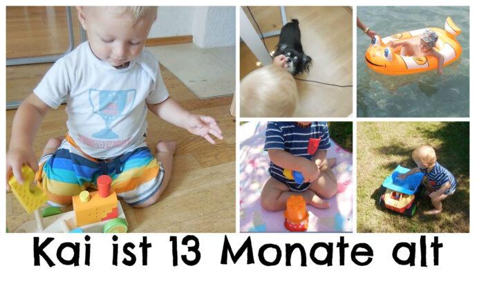 13 Monate Kai neu