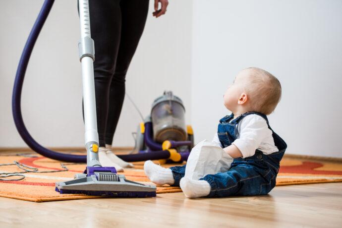 Baby Alltag Haushalt Tipps