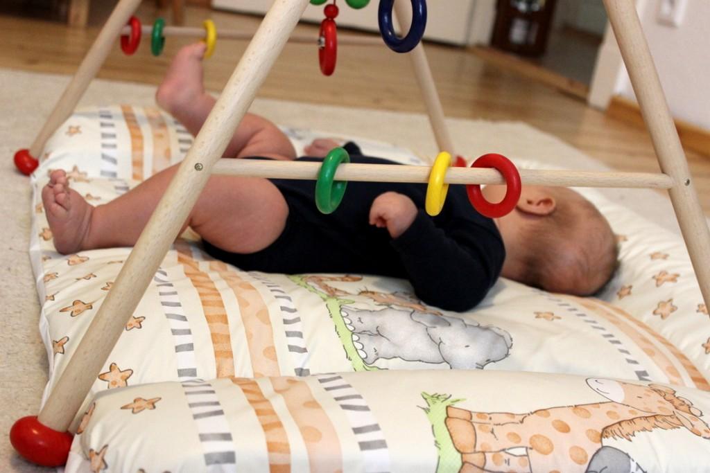 Test Heimess Spieltrainer Baby Fit