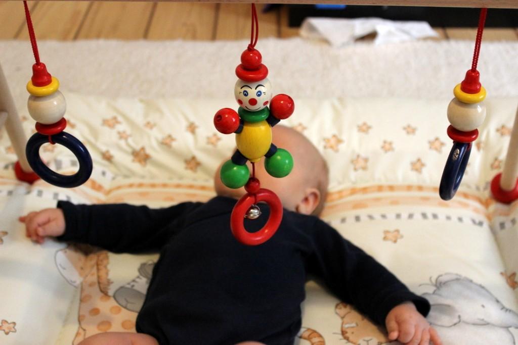 Heimess Spieltrainer Baby Fit