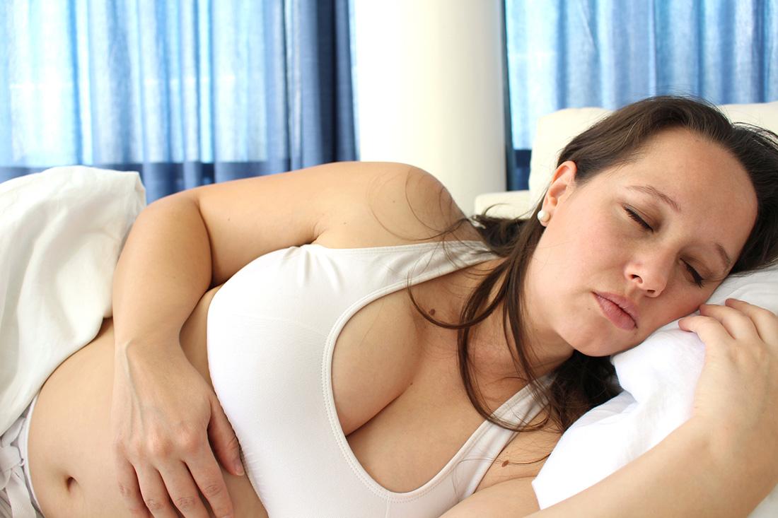 Schwangerschaft Schlafprobleme