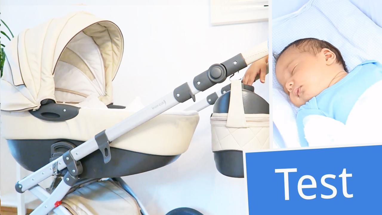 test knorr baby kombikinderwagen alive eco pure magazin. Black Bedroom Furniture Sets. Home Design Ideas