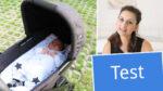 test Filiz joie babywanne chrome dlx